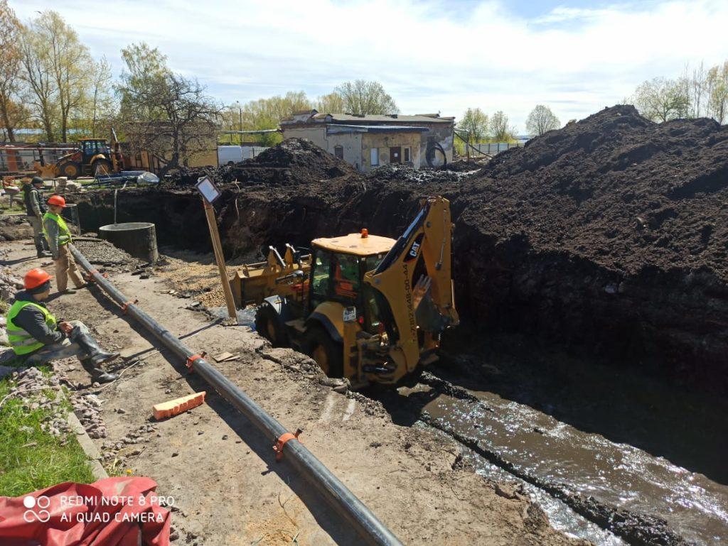 Монтажа подстанции и прокладка кабеля ж/д станция Мельничный ручей