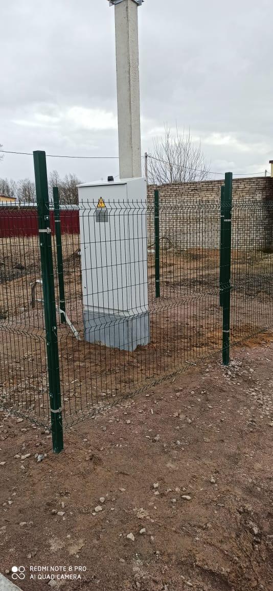 Устройство электроосвещения в ленинградской области
